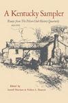 A Kentucky Sampler: Essays from The Filson Club History Quarterly 1926–1976