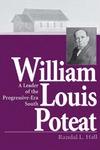 William Louis Poteat: A Leader of the Progressive-Era South