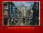Central Hong Kong: Des Voeux Road