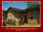 China: Mao Zedong's House in Maoping, Chingkang Mountains