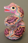 Pink Coiled Snake [2]