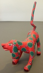 Red Green Spotted Dog
