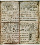 The Dresden Codex, pp. 53-54