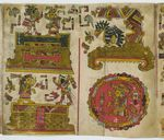 Codex Vindobonensis Mexicanus 1, p. 3