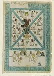 Codex Mendoza, Folio 2 recto (p. 11) by Christopher Pool and Barry Kidder