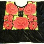 Black Velvet with Roses by Francie Chassen-López