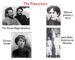The Precursors by Francie Chassen-López