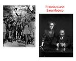 Francisco and Sara Madero