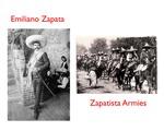 Emiliano Zapata by Francie Chassen-López