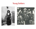 Young Soldiers by Francie Chassen-López