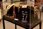 Arabian Tack in Display Case by Roda Ferraro