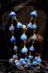 Arabian Horse Necklace by Roda Ferraro