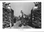 Keeneland Paddock 1942