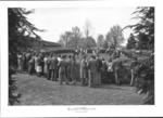 Keeneland Paddock 1949