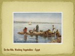On the Nile, Washing Vegetables