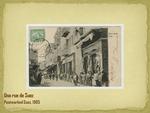 Una rue de Suez