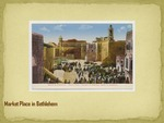 Market Place in Bethlehem