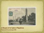 La Mosquée de Ste Sophie et l'Hippodrome