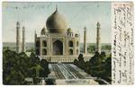 Taj Mahal, Agra [1] by Mary Pattengill