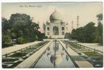 Taj Mahal, Agra [2] by Mary Pattengill