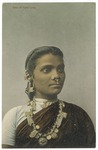 Head of Tamil Lady by Mary Pattengill