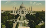 The Taj Mahal, Agra by Antoinette Paris Greider and Mary Pattengill