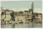 Temples on the River, Benares by Antoinette Paris Greider and Mary Pattengill